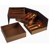 Buy cheap Paper Box New Design for Chocolate / New Creative Gift Boxes Design from wholesalers