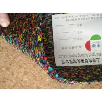 Buy cheap Elastic Rubber Foam Acoustic Floor Underlay For Laminate Flooring 2mm 3mm from wholesalers