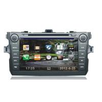 Buy cheap Blue tooth Route66 Toyota DVD GPS Car Radio With Touch Screen from wholesalers