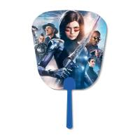 Buy cheap Promotion 3D Lenticular Printing Service 0.65mm PET 3D Lenticular Hand Fans from wholesalers