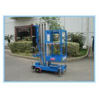 China Easy Loading Truck Mounted Aerial Lift 8 Meter Working Height For One Person on sale