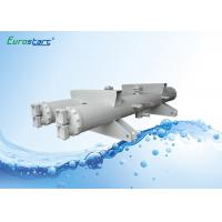 Buy cheap 250USRT Water Cold Storage Shell Tube Heat Exchanger Condenser 2.4 Pa from wholesalers