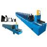 Buy cheap Rubber U Channel Shutter Door Roll Forming Machine / Shutter Making Machine from wholesalers