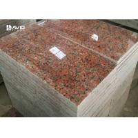 Buy cheap G562 Maple Red Granite Stone Tiles For Flooring And Wall Cladding from wholesalers