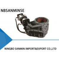 Buy cheap Cement Plant / Power Station Double Disc Valve Excellent Wear Resistant from wholesalers