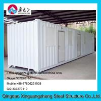 Buy cheap Steel shipping container living house from wholesalers