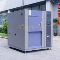 Buy cheap 3-Zone Air Type Thermal Shock Test Chamber Climate Test Equipment for Laboratory from wholesalers