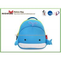 Buy cheap Lightweight soft Lovely Whale Preschool outdoor Toddler Book Bag from wholesalers