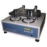 Buy cheap 4 Heads Leather Martindale Abrasion And Pilling Tester Accuracy Measurement from wholesalers