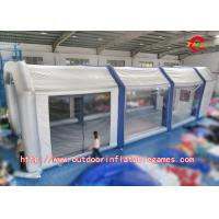 Buy cheap Popular Mobile Inflatable Paint Booth Tent For Portable Cars Spray Booth from wholesalers