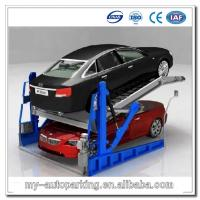 Buy cheap Mini Tilting Car Lift Car Lift Steel Plate Lifting Equipment Home Mini Lift from wholesalers