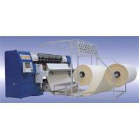 Buy cheap POBO2000 High speed computerized multi-needle shuttle less quilting machine from wholesalers