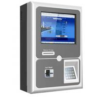 Buy cheap Vehicle Mounted Bus Touch Screen Payment Kiosk With Cash And Prepaid Cards from wholesalers