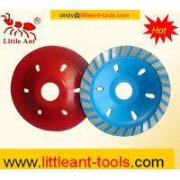 Buy cheap Sintered diamond cup grinding wheel from wholesalers