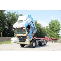 Buy cheap Low Oil Consumption 6*4 Tractor Truck Head Large Volume Fuel Tank 400L from wholesalers