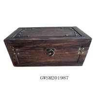 Buy cheap Firwood Treasure Chest Storage Trunk from wholesalers