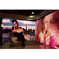Buy cheap Front Service Led Video Display Panels / Led Full Color Screen Iron Cabinet from wholesalers