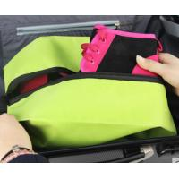 Buy cheap Hot-selling Foldable Zipper Shoes bag Shoes pouch Shoes case with handle strap from wholesalers