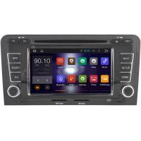 Buy cheap High Definition 2003 - 2012 Audi A3 DVD Player Radio Quad Core Dvd GPS Car Stereo from wholesalers