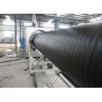 Buy cheap Flexible Spiral HDPE / Pvc Pipe Manufacturing Machine With  CE ISO9001 Certificate from wholesalers