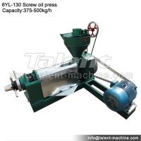 Buy cheap 6YL-130 peanut oil press machine from wholesalers