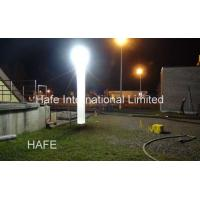 Buy cheap Single 1000 W HMI Lamp LED Powered Light Tower Emergency Rescue / Forensics Used from wholesalers