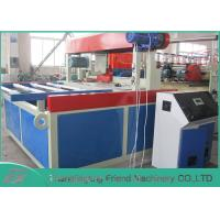 Buy cheap 55kw WPC Board Production Line Wpc Sheet Machine Anti Chemical Corrosion from wholesalers