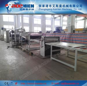 China PVC Imitation Marble Table Top/Decorative wall panel making machine on sale