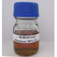 Buy cheap Diazinon 333-41-5 fruit tree insects and mites Pesticides Chemical Insecticide from wholesalers