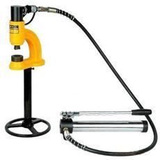 Buy cheap Syd-35 Hydraulic hole Punch Driver tool Hydraulic Punch machine product