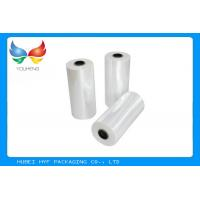 Buy cheap Polyethylene POF Shrink Film Transparent Perforation For Box Packaging from wholesalers