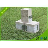 Buy cheap 150mm Fireproof Panel Sandwich Exterior , EPS Foam Cement Wall panels from wholesalers