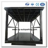 Buy cheap Scissor Type Pit Lifter Double Deck Hydraulic Car Parking System / Car Stacker/ Double Stack Parking System from wholesalers