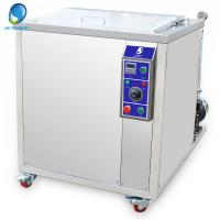 Buy cheap Customized Ultrasonic Cleaning Machine , Automotive Ultrasonic Cleaner With Filtration System from wholesalers