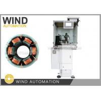 Buy cheap Wire Taping Motor Stator Winding Machine Muti Slots Needle Winder Fully Automatic from wholesalers