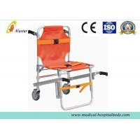 Buy cheap Removable Surface Aluminum Alloy Stair Stretcher Emergency Chair Rescue Stretcher ALS-SA130 from wholesalers
