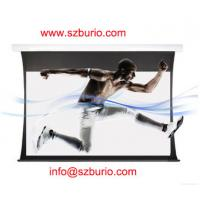 Buy cheap Electric projector screen Wall Mounted Projector Screen from wholesalers