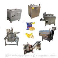 Buy cheap Automatic Processing Line Machine Philippine Banana Chips Making Plant from wholesalers