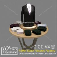 Buy cheap Store Retail Clothes/Garment Pallet Display Stand with Hooks from wholesalers