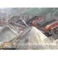 Buy cheap 50T/ H-80T/ H Stone crushing line product
