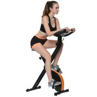 Buy cheap 2018 Hot Folding X Magnetic Exercise Bike/ Spinning Bike For Home Use from wholesalers