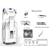 Buy cheap Multifunctional Oxygen Facial Machine , Oxygen Jet Peel System For Skin Tightening Equipment product