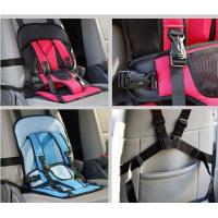 Buy cheap Polyester Auto Storage Organizer , Baby Carrier Bag Multi Function Car Cushion from wholesalers