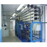 Buy cheap Waste Water Purifier Plant Machine , SS RO Plant With Portable Diesel Generator from wholesalers