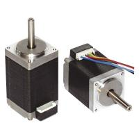 Buy cheap 23HS 1.8 Degree Hybrid Stepper Motors 2 Phase With 280N.CM Holding Torque , 41mm – 112mm from wholesalers