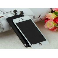 Buy cheap Original New Replacement Screen For Iphone 5s , Digitizer Iphone 5s Screen from wholesalers