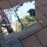 Buy cheap Laser Cut Wall Decoration Plexiglass Acrylic Mirror Sheet from wholesalers