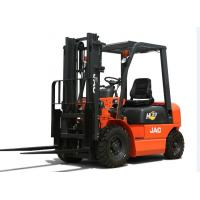 Buy cheap 2 Tons Rated Capacity Diesel Forklift Truck Lifted Diesel Trucks With Excellent Manoeuvrability product
