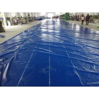 Buy cheap High Tenacity Waterproof Tarpaulin Covers For Boat , Container Customized Size from wholesalers
