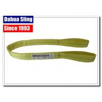 Buy cheap Smooth Surface Boat Lift Slings Crane Equipment Lifting Straps OSHA Regulations from wholesalers